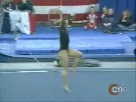 Nicole Harris 2004 Parkette Invite Floor