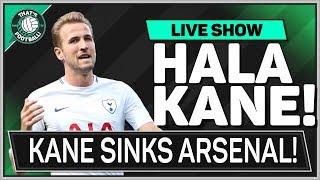 Tottenham 1-0 Arsenal | KANE Goal Ends ARSENAL Top 4 Hopes