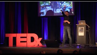 Interactive audiovisual performances and experiences | Jeroen Hofs | TEDxYouth@HNLBilthoven