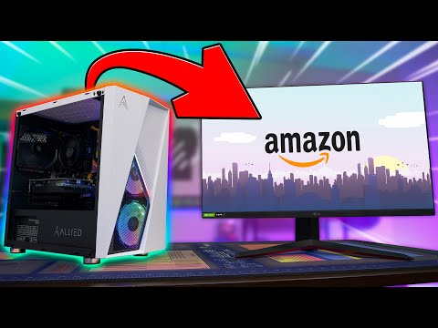 Download We Bought a Budget Gaming PC on Amazon...