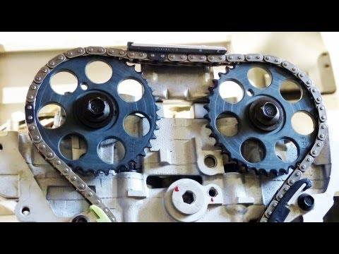 Step-by-Step DIY timing chain kit installation