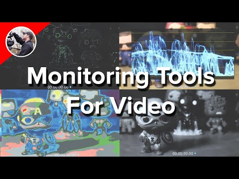 Monitoring Tools for Video and How They Work
