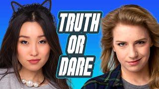 CRAZY FAN TRUTH OR DARE (Squad Vlogs)