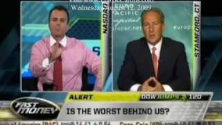 8/12/2009 Peter Schiff On Fast Money: FED Sends Stocks Rallying