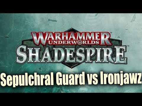 Warhammer Underworlds: Shadespire Battle Report Ep 3