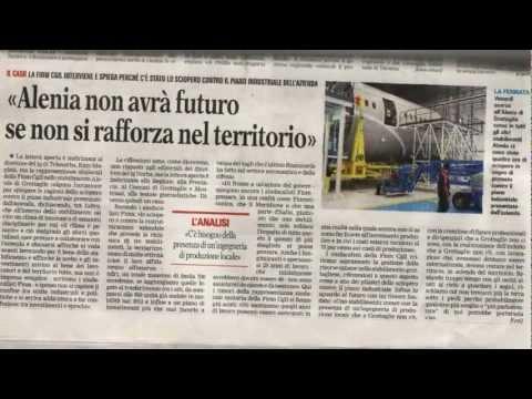 Alenia Aeronautica Buon 2013 - Bacheca Dipendenti