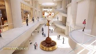 Lindt Home of Chocolate - Eine Vision, welche Form annimmt