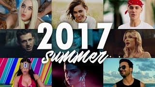 Video SUMMER HITS 2017 | Mashup +60 Songs | T10MO download MP3, 3GP, MP4, WEBM, AVI, FLV Juli 2018