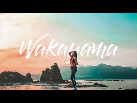 [4K] Wakayama, Japan in 3 MINUTES || Koyasan, Nachi Falls, Onsen...