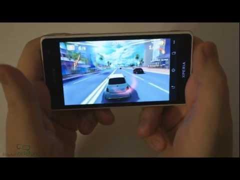 Обзор Sony Xperia TX (review): дизайн, интерфейс, тесты, игры