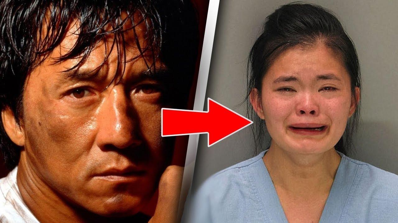 Jackie Chan Kızı Neden Köprü Altında Yaşıyor ? - Çocukları İle Arası İyi Olmayan Ünlüler
