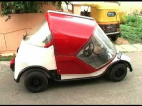 Indian Builds Affordable Compact Car