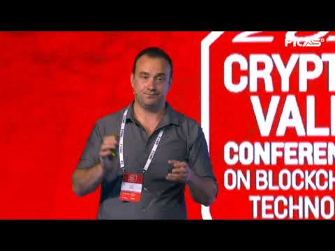 Crypto Valley Conference 2019 -Main stage B4 – Scalability & Consensus  Marko Vukolic – IBM