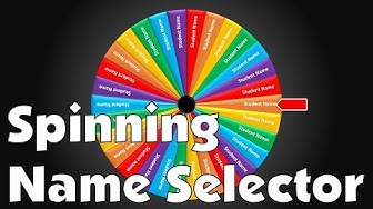 Create A 'Wheel of Fortune' Spinning Name Selector in PowerPoint