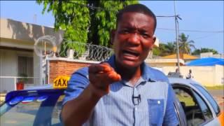 A Taxi Driver Laments