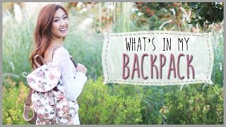 Video What's in My Backpack TAG | ilikeweylie download MP3, 3GP, MP4, WEBM, AVI, FLV Juni 2018