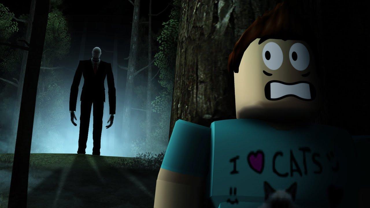 Roblox Slender Man Returns Youtube