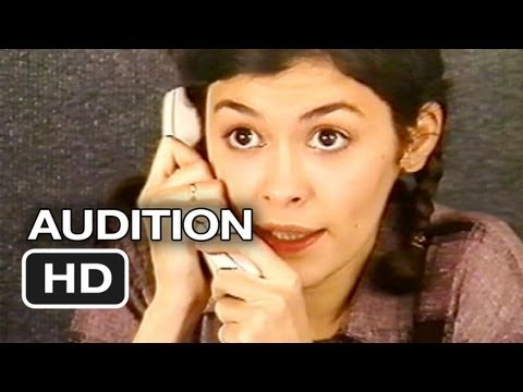 Amélie  Audrey Tautou Audition Tape 2001 French Movie HD
