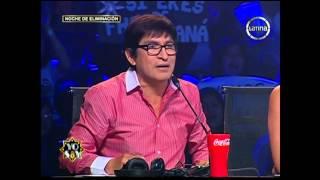 """Yo Soy: Fher de Maná impresionó al jurado con """"Rayando el Sol"""""""