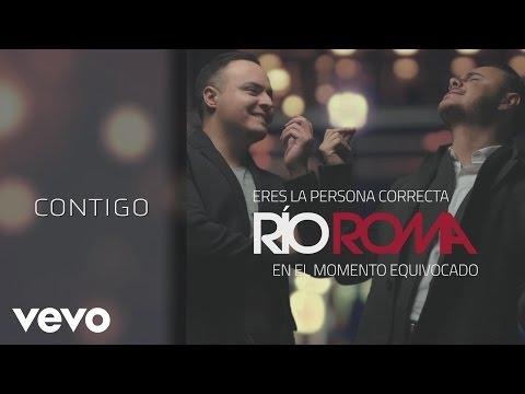 Río Roma - Contigo (Cover Audio)