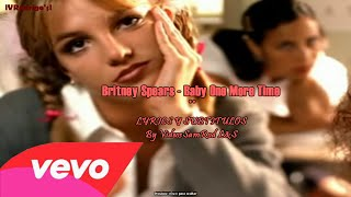 Britney Spears - Baby One More Time [Lyrics y Subtitulos en Español]