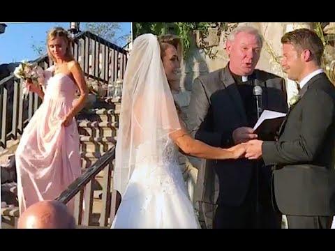 Bajkowy ślub Marty Krupy i Marco Andrettiego! Jedyne nagranie w interncie!