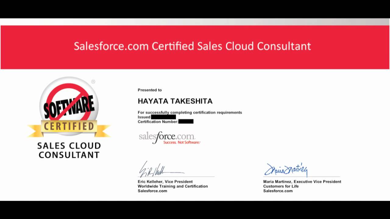 Sales Cloud Consultant Exam Thoughts Audio Blog Youtube