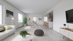 Malminiityntie 26 Vantaa; 109 m2, 4H+KT+S (kerrostalo)