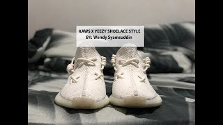 size 40 8be21 2da8c How to lace yeezys videos / Page 4 / InfiniTube