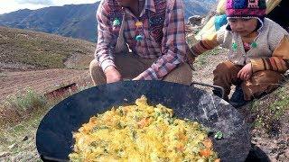 Download DELICIOUS NETTLE TORTILLA  - tortilla de ortiga Mp3 and Videos