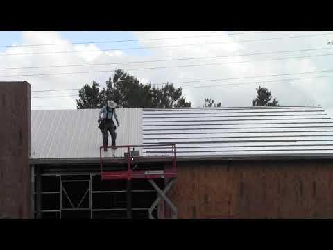 Episode 40: West Side Roof Panels