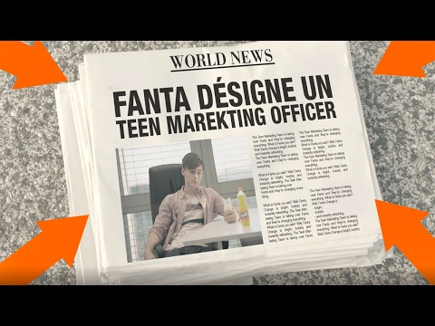 Fanta Suisse | Teen Marketing Officer