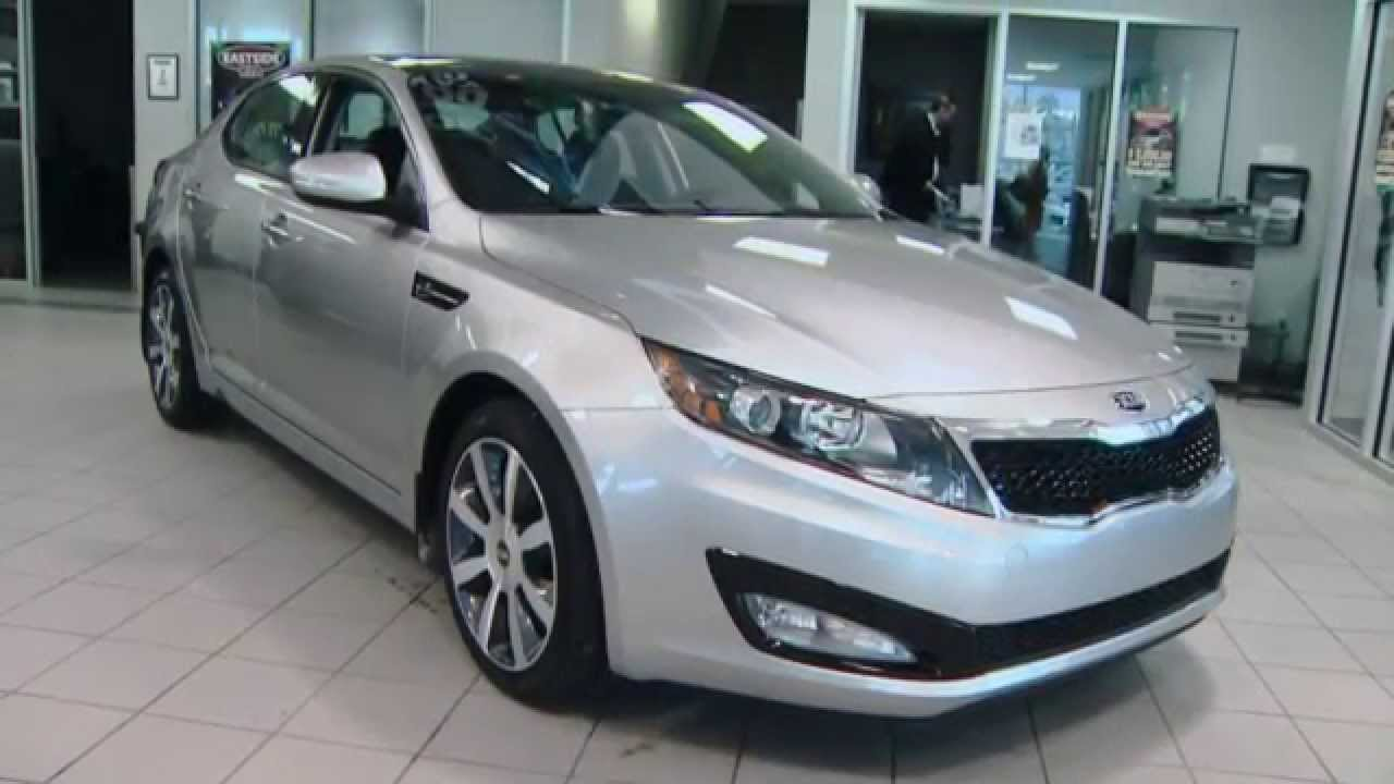2013 kia optima calgary review pricing and road test youtube. Black Bedroom Furniture Sets. Home Design Ideas