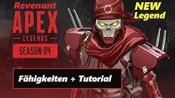 Apex Legends Season 4: REVENANT Alle FÄHIGKEITEN und TUTORIAL | Neue Legende