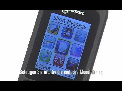 Handy für Senioren klappbar (Geemarc CL8400)