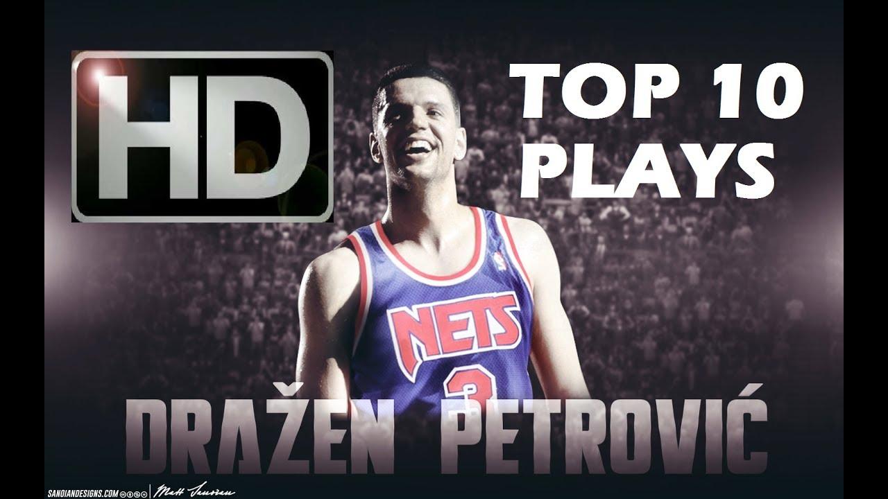 Download [HD] Drazen Petrovic - TOP 10 PLAYS Ⓒ 2017
