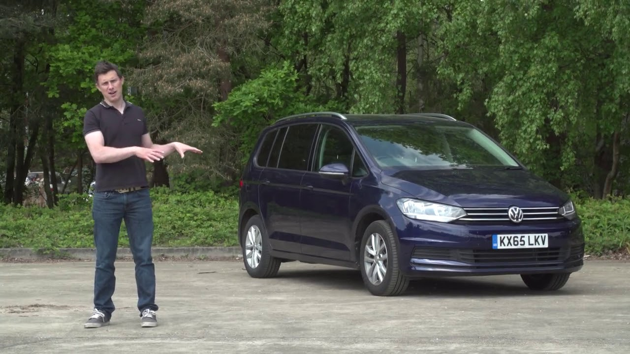 Family Car Volkswagen Touran 7 Seater 2017 Review Mat Watson Reviews Youtube