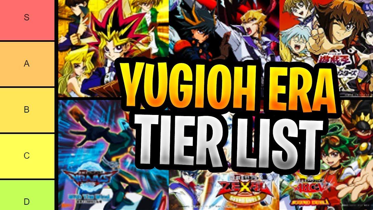 Yu gi oh series list