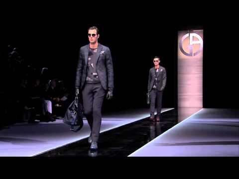 Giorgio Armani – 2013 Fall Winter – Menswear Collection