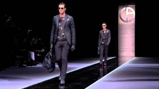 Giorgio Armani - 2013 Fall Winter - Menswear Collection