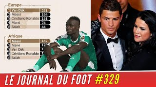 VIDEO: Ballon d'OR : Sadio MANE plombé par l'Afrique ? La soeur de RONALDO tacle Van Dijk !