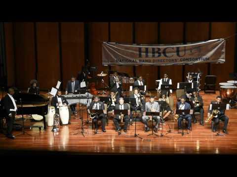 "Morehouse College Jazz Orchestra ""Jeannine"" @ 2017 HBCU Consortium"
