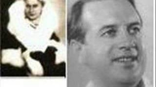 Lillie Claus&Helge Roswaenge-Die Geschiedene Frau