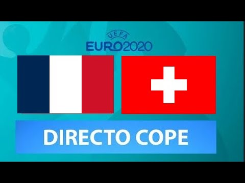 (SOLO AUDIO) Directo del Francia 3-3 Suiza en Tiempo de Juego COPE
