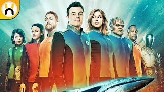"""Download Video The Orville Episode 1 """"Old Wounds"""" Review MP3 3GP MP4"""