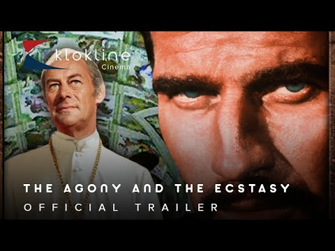 1965 The Agony and the Ecstasy   Official Trailer 1 International Classics