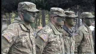 Troops Gather In Latvia for Big Exercise on Russia