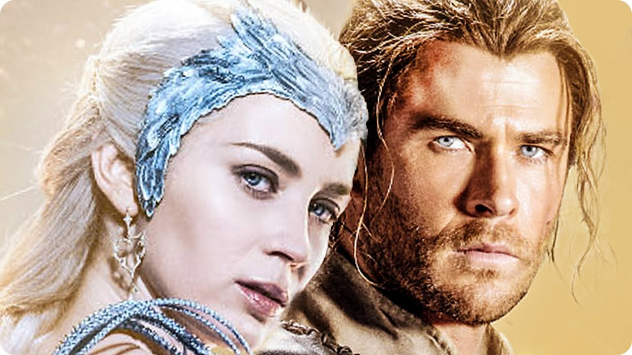 The Huntsman & The Ice Queen Stream German