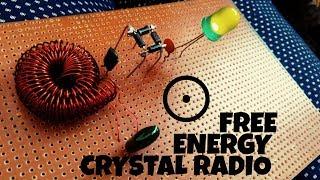 Baixar Free energy Crystal Radio