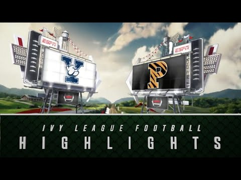Highlights: Yale def. Princeton 51-14